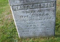 Cora M. Hersey