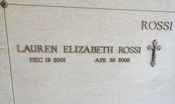 Lauren Elizabeth Rossi
