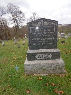 Melinda G. <I>Witmer</I> Wise