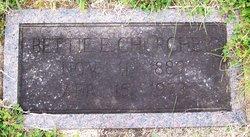Bettie Elizabeth <I>Lohman</I> Churchey