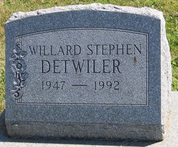Willard Stephen Detwiler