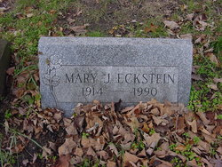 Mary Josephine Eckstein