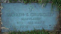 Warren Sylvester Churchey