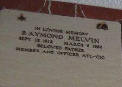 Raymond Melvin