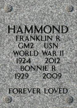 Franklin Ray Hammond