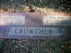 Harold Charles Crowther
