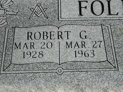 Robert G Follmer
