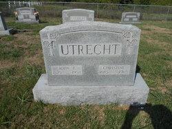 John Joseph Utrecht