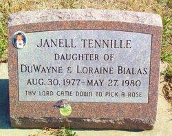 Janell Tennille Bialas