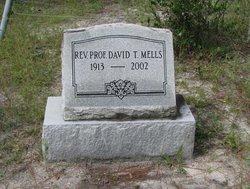 Rev David T Mells