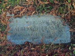 Albert J Fraser