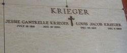 Louis Jacob Krieger