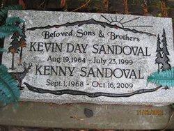 """Kenneth G """"Kenny"""" Sandoval"""