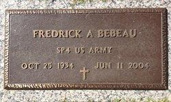 Fredrick Albert Bebeau