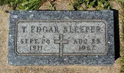 Thomas Edgar Sleeper