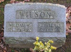 Luella J. <I>Cooper</I> Wilson