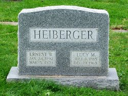Lucy M. <I>Spence</I> Heiberger