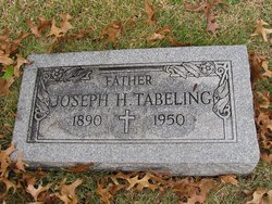 Joseph H Tabeling