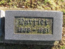 Harriet Gertrude <I>McDonald</I> Kirchgessner