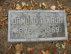 Ormond P. Kroh