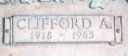 Clifford A. Black