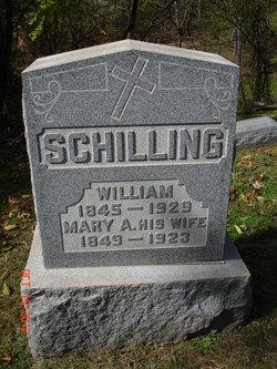 Mary Ann <I>Walter</I> Schilling