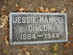Jessie <I>Hampel</I> Dillon