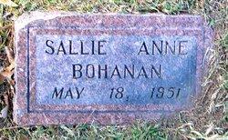 Sallie Anne Bohanan