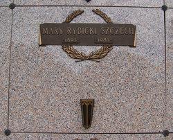 Mary <I>Rybicki</I> Szczech