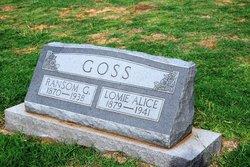 Ransom Greenfield Goss