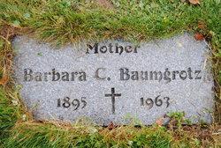 Barbara Carolyn <I>Eck</I> Baumgrotz