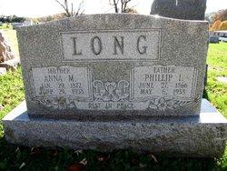 Anna M Long