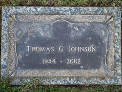 Thomas G Johnson