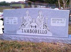 Joseph L Tamborello