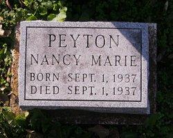 Nancy Marie Peyton