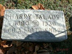 Harry Talada