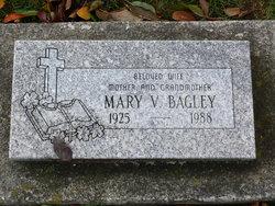 Mary V Bagley
