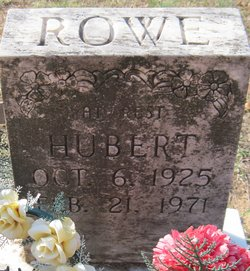 Hubert Rowe