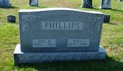 Nora I. <I>Krammes</I> Phillips