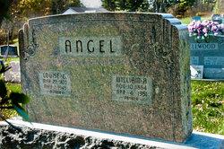 Louisa Gertrude <I>Brown</I> Angel