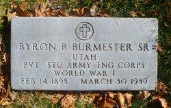 Byron Bovee Burmester