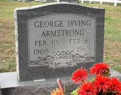 George Irving Armstrong