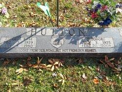 Delores Rose <I>Wilson</I> Hutton