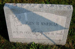 John H Mardula