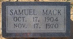 Samuel Mack