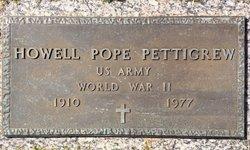 Howell Pope Pettigrew
