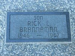 Rick L Brannaman