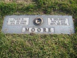 V Delores Moore
