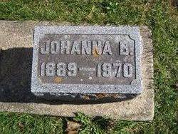 Johanna B Sundermeyer