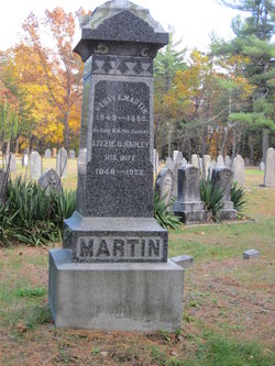Lizzie B <I>Hadley</I> Martin